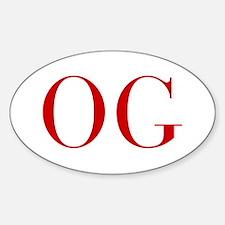 OG-bod red2 Decal