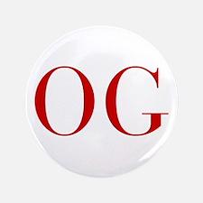 "OG-bod red2 3.5"" Button"