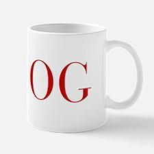 OG-bod red2 Mugs