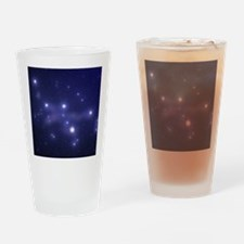 Cassiopeia Drinking Glass