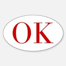OK-bod red2 Decal