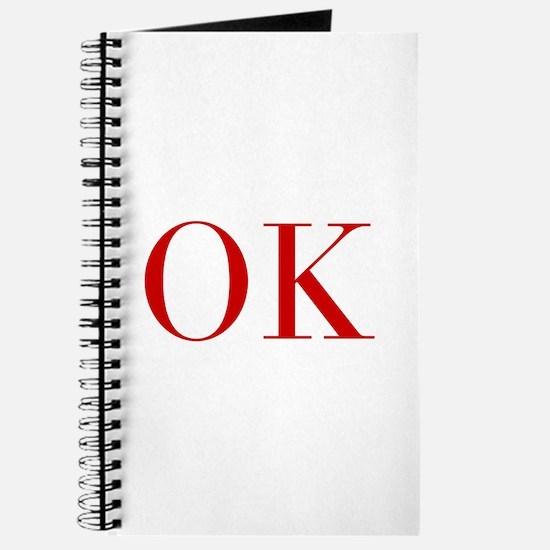 OK-bod red2 Journal