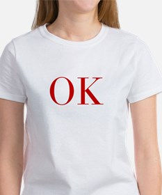 OK-bod red2 T-Shirt