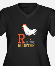 ris for roosted Plus Size T-Shirt