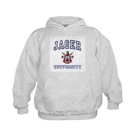 JAGER University Kids Hoodie