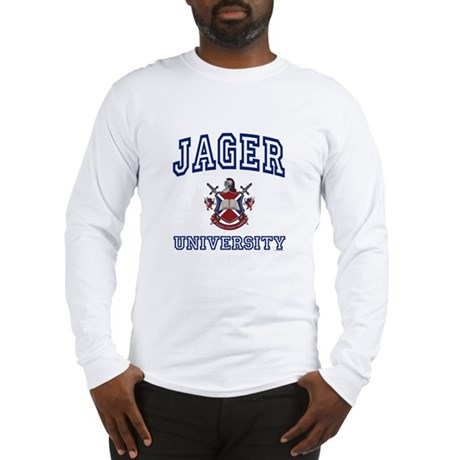 JAGER University Long Sleeve T-Shirt