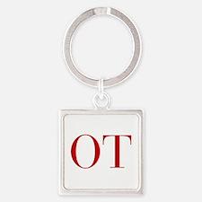 OT-bod red2 Keychains