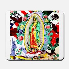 Virgin Mary - Our Lady (Señora) of Guada Mousepad