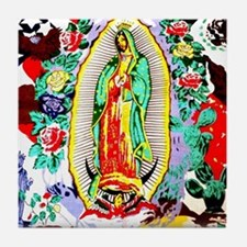 Virgin Mary - Our Lady (Señora) of Gu Tile Coaster