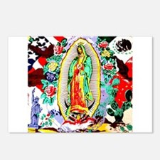 Virgin Mary - Our Lady (S Postcards (Package of 8)