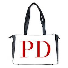 PD-bod red2 Diaper Bag