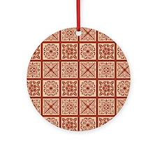 BOHO CHIC Ornament (Round)