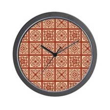 BOHO CHIC Wall Clock