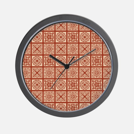 BOHO CHIC Wall Clock
