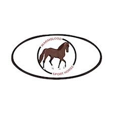 WARMBLOOD SPORT HORSE Patches