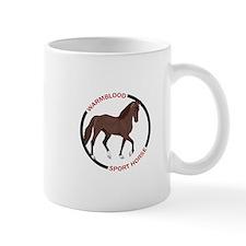 WARMBLOOD SPORT HORSE Mugs