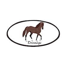 DRESSAGE HORSE Patches