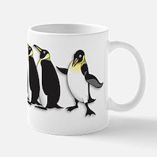 penguin dance Mugs
