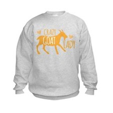 Crazy Goat Lady Jumper Sweater