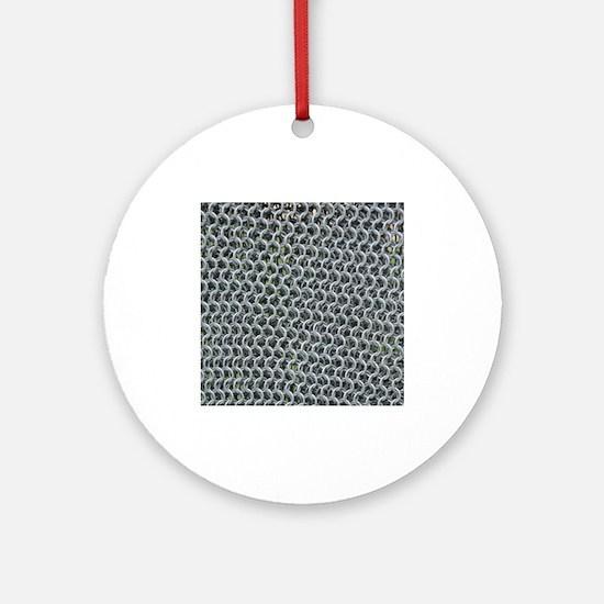 chain mail Ornament (Round)