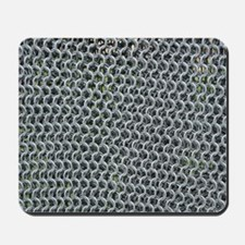 chain mail Mousepad