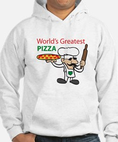 WORLDS GREATEST PIZZA Hoodie