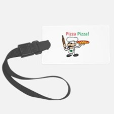 PIZZA PIZZA Luggage Tag