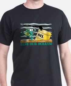 Save Our Oceans! T-Shirt