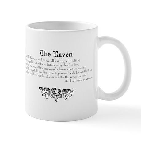 Edgar Allan Poe/The Raven Mug