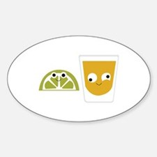 Tequila Shots Decal