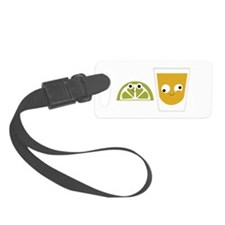 Tequila Shots Luggage Tag