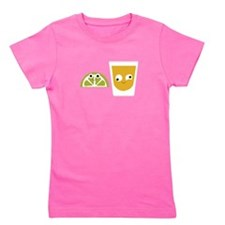 Tequila Shots Girl's Tee