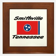Smithville Tennessee Framed Tile