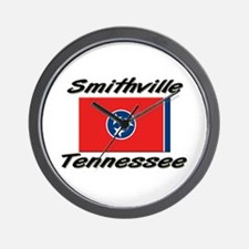 Smithville Tennessee Wall Clock