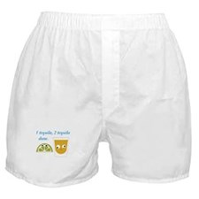 tequila 1 tequila 2 tequila Boxer Shorts