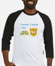 tequila 1 tequila 2 tequila Baseball Jersey