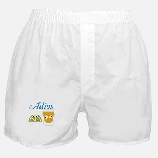 Tequila Adios Boxer Shorts