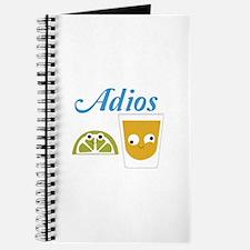 Tequila Adios Journal