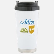 Tequila Adios Travel Mug