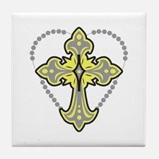 ROSARY Tile Coaster