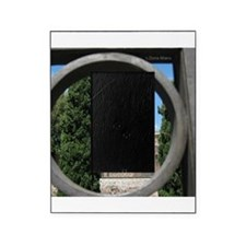 Italy cypress ruins Picture Frame