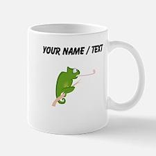 Custom Cartoon Chameleon Mugs