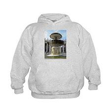 Italy Rome Vatican fountain Hoody