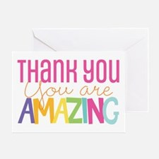 Thank You Gift Greeting Cards