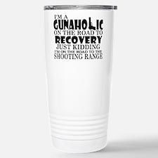 Gunaholic Gun Shop Travel Mug
