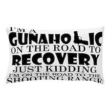 Gunaholic Gun Shop Pillow Case