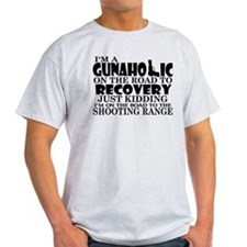 Gunaholic Gun Shop T-Shirt