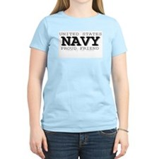 Proud Navy Friend T-Shirt