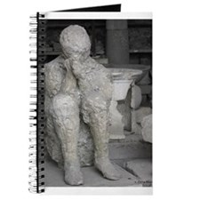 Italy Pompeii volcanic death Journal