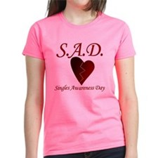 Singles Awareness Day Tee
